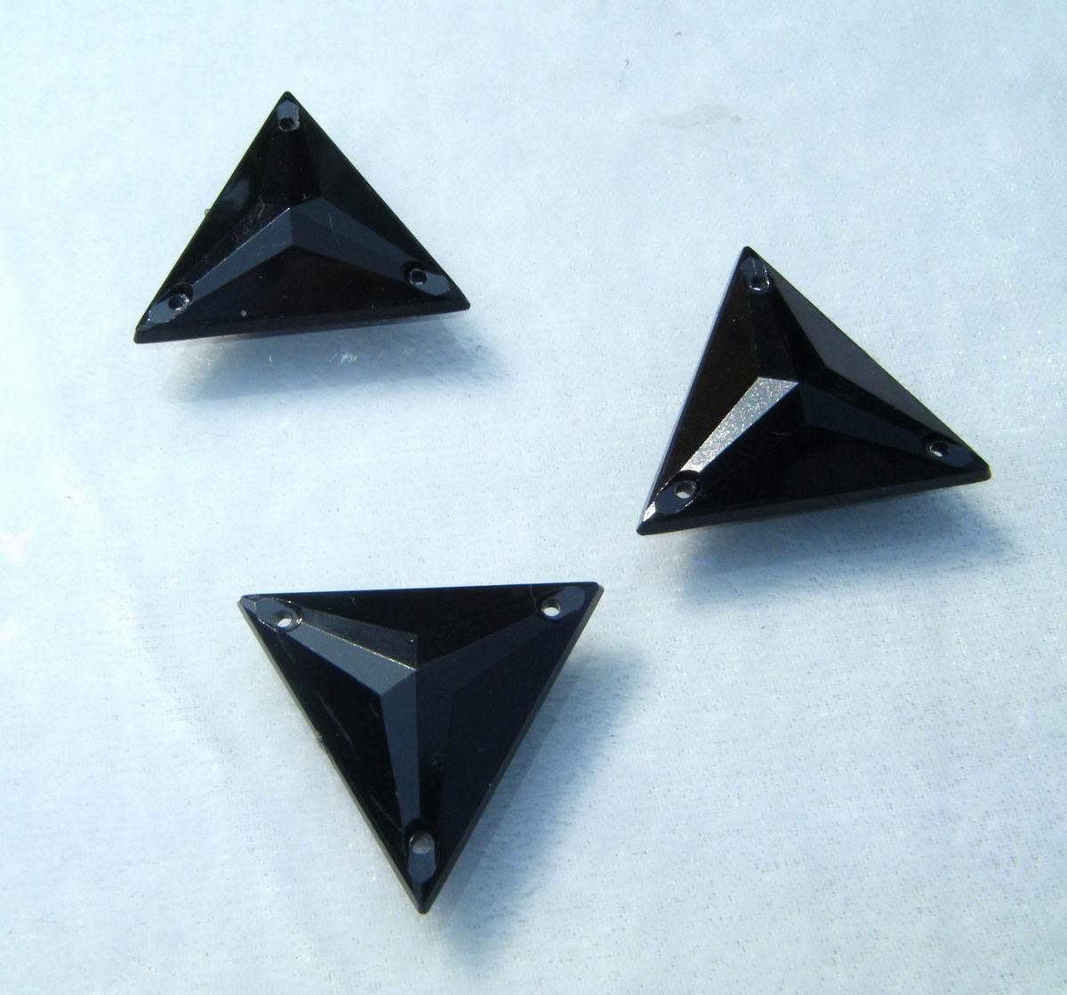 三角形 22mm_产品展示_压克力