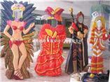 广州雕塑公司,2011年10月长隆万圣节雕塑