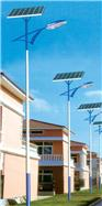 新農村建設專用太陽能LED路燈