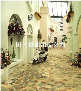影楼摄影背景 韩式室内主题背景