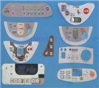深圳市生产家电薄膜开关薄膜面板标签标牌