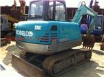 Used Kobelco SK55 excavator