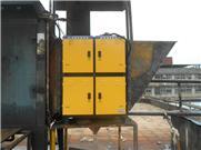 薄膜塑膠壓延油霧凈化器
