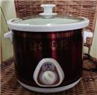 白瓷电炖汤煲