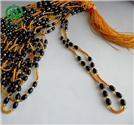 玉石項鏈轉運珠掛繩