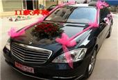 Mercedes-Benz wedding car