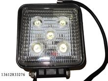 15W LED方形工作射灯