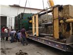 北京机器设备库房提货运输到单位工厂