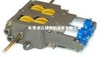 塑膠齒輪減速器