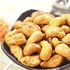 越南炭烧腰果 坚果休闲 零食特产 秘制香酥腰果仁