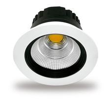 LED天花筒燈(黑天鵝COB貴族系列)