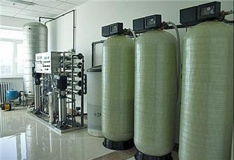 循環水補水軟化設備