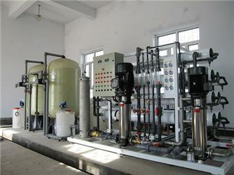精密電子廠工業超純水設備