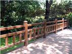 公园花坛护栏