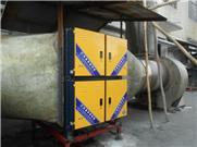 熱處理網帶爐油煙凈化器