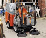 哈高城市管家300扫地车