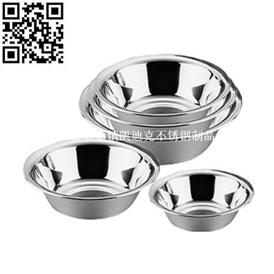 不锈钢码斗(Stainless steel basin)ZD-MD01