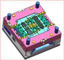 摇控器模具设计