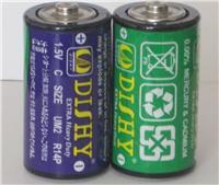 D-R20P-500(迪生)DISHY牌碳性电池