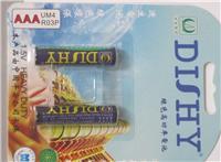 AAA-R03P-2B(迪生)DISHY牌碳性电池