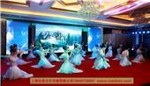 上海年会摄像公司年会聚餐晚宴摄影摄像公司年会活动多机位拍摄
