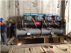 变压器搬运吊装就位,配电柜高低压柜吊装就位
