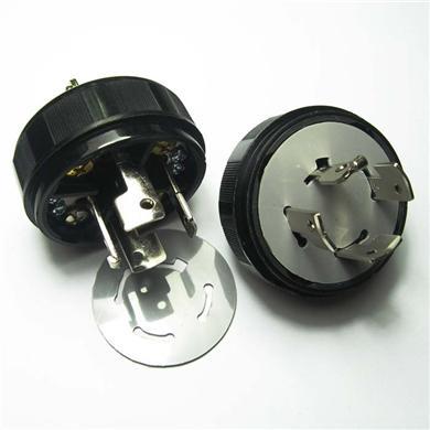 lk6420 4p 20a 250v japan power plug wiring locking plug three rh rongkuang1688 com