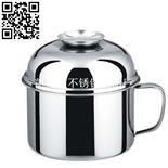 無磁快餐杯(Stainless steel snack cup)ZD-KCB03
