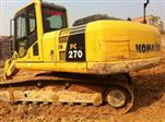 Komatsu PC270-8 Excavator