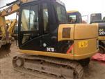 CAT 307D Excavator