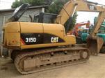 CAT 315D Excavator