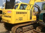 Komatsu PC120-6EO Excavator