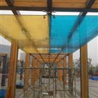三星电子钢结构景观廊架
