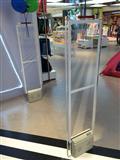 南京高档水晶 透明声磁防盗器 双北亚克力声磁门