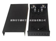 8口ST挂墙式光纤盒