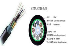 GYTS 松套管層絞式光纜