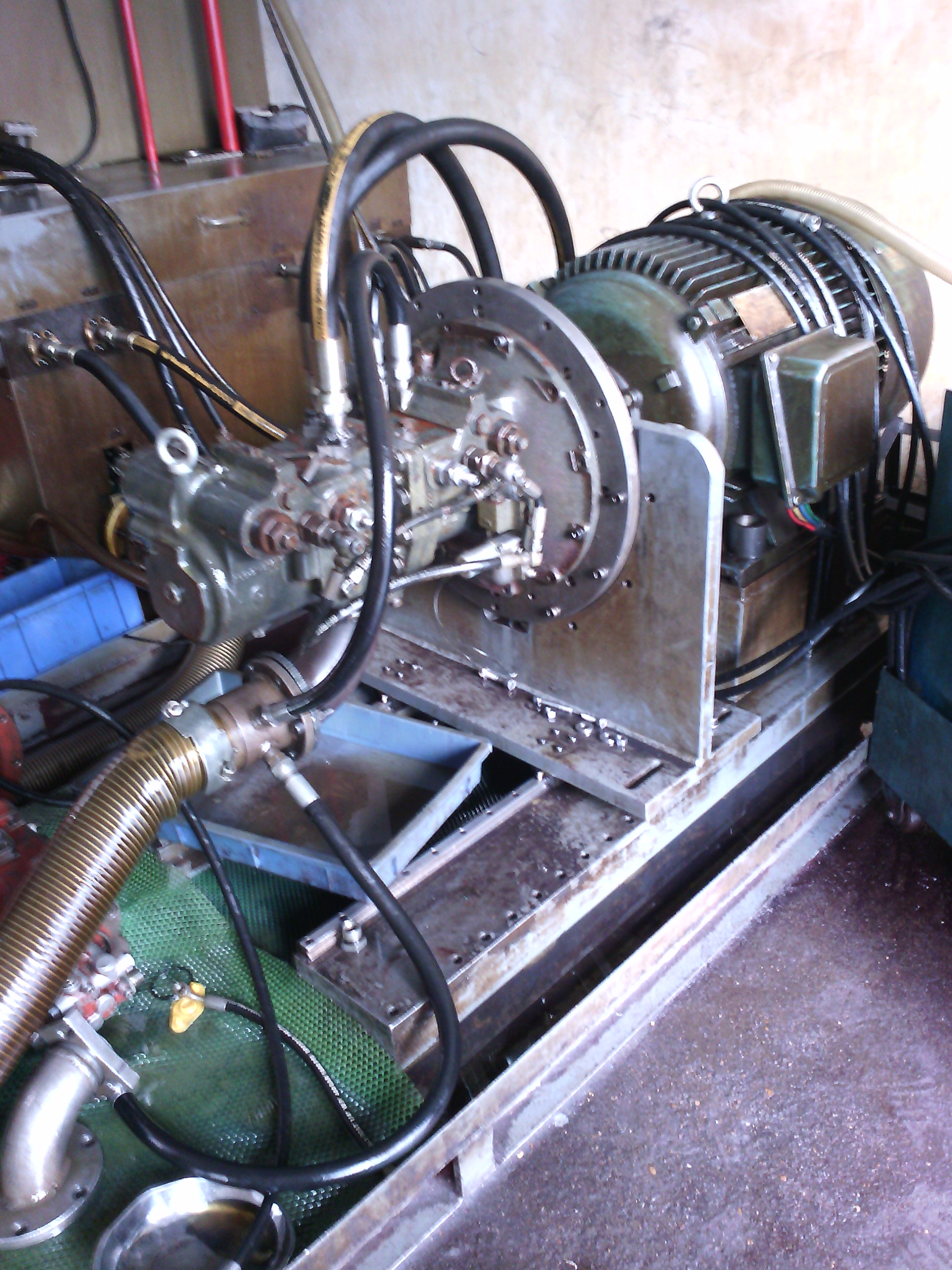 液压泵维修,液压泵维修价格图片