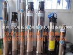 广东瑞荣深井泵R95 380V 不锈钢潜水电泵
