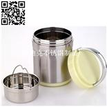 真空焖烧提锅(Stainless steel dinner bucket)ZD-STG084