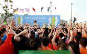 上海企业竞跑赛摄像马拉松赛跑高速快门摄影拍摄企业