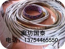 3000立升搪瓷釜罐口墊片 四氟包襯石棉墊片