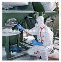 3M 4560 防护服(L) 防颗粒 防化学液体 20套/件