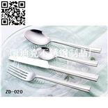 刀叉匙5件套(Stainless steel tableware)ZD-020