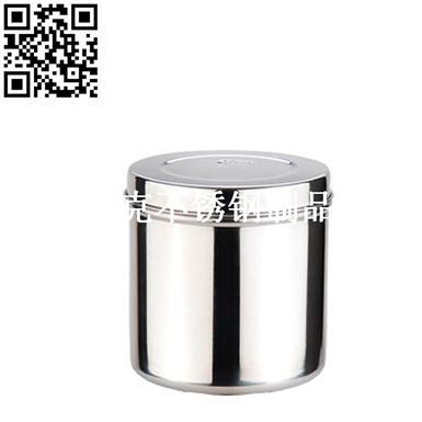 不锈钢药膏缸(Stainless steel medical products)ZD-YQM04