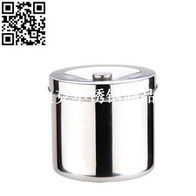 不锈钢纱布缸(Stainless steel medical products)ZD-YQM05