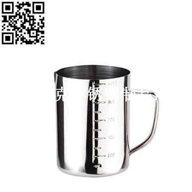 不锈钢刻度量杯(Stainless steel medical products)ZD-YQM06