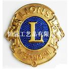 狮子奖牌徽章