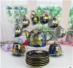 咖啡具套装茶壶茶杯整套礼品
