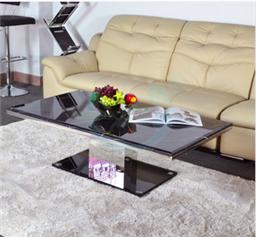 现代不锈钢大理石茶几 客厅家具
