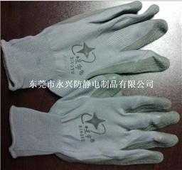 尼龙乳胶皱纹手套